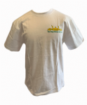 King Edmund P.E. T-Shirt - White - Boys & Girls